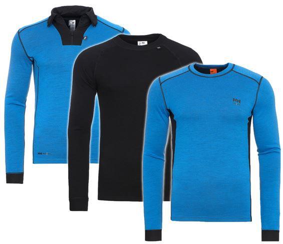 Helly Hansen Workwear Helly Hansen Workwear   Herren Thermo Unterhemden für je 17,99€
