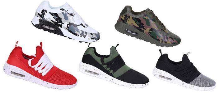 Hoodboyz Sneaker Hoodboyz   Unisex Sneaker für 24,95€