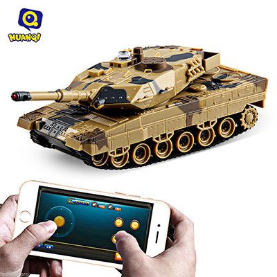 Huanqi H500 RC Panzer mit Steuerung via Smartphone ab 13,79€