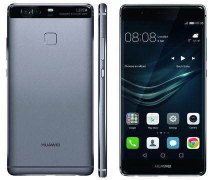 Huawei P9   Android 5,2 Zoll Smartphone mit 32GB für 329,90€ (statt 352€)