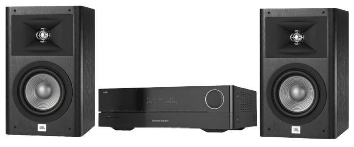 HARMAN KARDON HK 3700 + Stereo 230 JBL Receiver statt 864€ für 599€