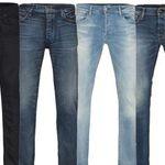 Jack & Jones Herren Hoodies und Jeans – Restgrößen ab 7,99€