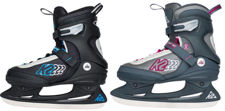 K2 Speed Ice   Damen und Herren Schlittschuhe für je 29,99€
