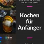 Kochen für Anfänger (Kindle Ebook) kostenlos