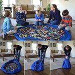 Spielzeug-Matte mit 150cm Durchmesser für 6,99€