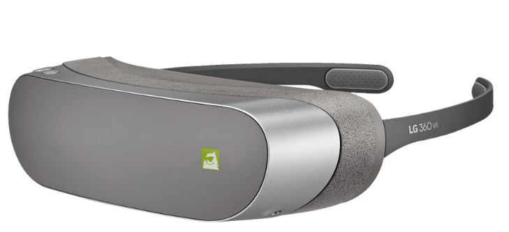 LG 360 VR VR Brille für nur 56,33€ (statt 88€)