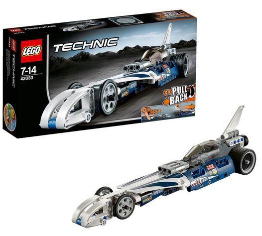 Fehler? LEGO Technic Action Raketenauto statt 25€ für nur 9,90€