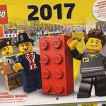 Lego Wandkalender 2