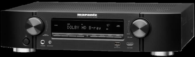 Marantz NR 1506   4K Netzwerk AV Receiver für 331,87€ (statt 389€)