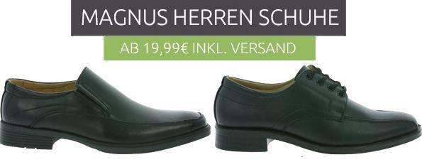 Magnus Herren Derby & Halbschuhe ab 19,99€