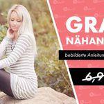 Nähanleitung und Schnittmuster für ein Kleid gratis (statt 6,90€)