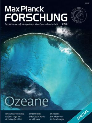 Max Planck Max Planck Forschung Spezial Ozeane kostenlos herunterladen