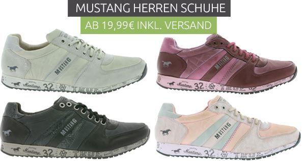 Mustang Herren Schuhe & Sneaker ab 19,99€