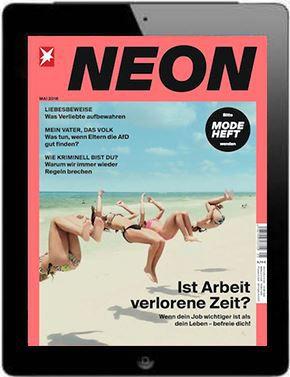 Neon NEON E Paper   1 Jahr kostenlos dank Cashback   Kündigung notwendig
