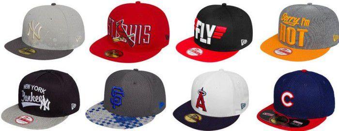 New Era Caps e1490395090140 New Era Caps   viele Labels u. Farben für je nur 14,90€ (statt 28€)