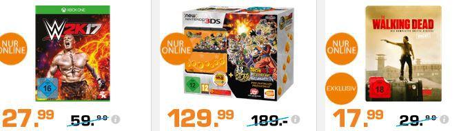 Nintendo Bundle BioShock   The Collection   Xbox One 17,99 für 169€ und mehr günstige Angebote im Saturn Weekend Sale