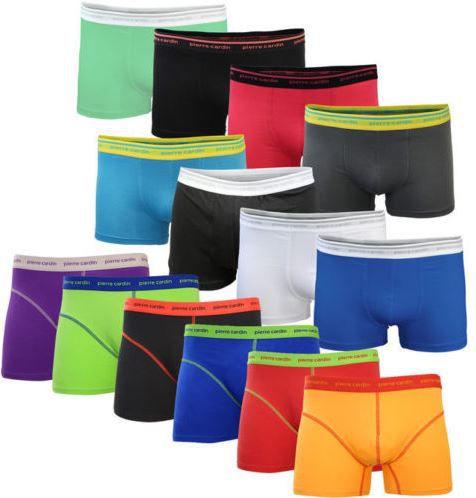 PC Retro Boxer Shorts Pierre Cardin   Retro Boxershorts im 10er Bundle bis 3XL für 27,99€
