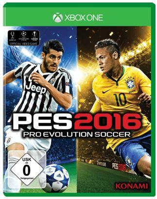PES 2016   Pro Evolution Soccer 2016 (Day 1 Edition) für Xbox One ab 2,99€ oder PC für 1€