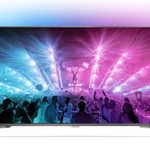 PHILIPS 49PUS7101/12 – 49 Zoll UHD Android TV + 3-seitigem Ambilight für 699€ (statt 799€)