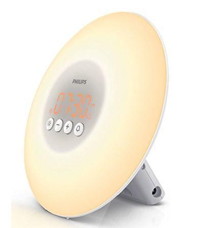 Philips HF 3500/01 Wake up Light ab 44,99€ (statt 56€)