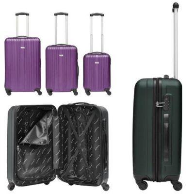 Packenger Line   3er Set Koffer für 89€ (statt 149€)