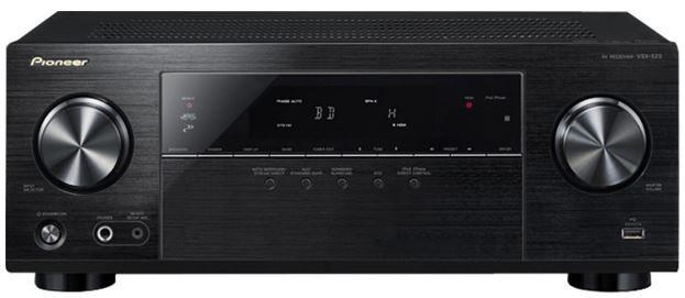 Pioneer VSX 531 B   Bluetooth 5.1 AV Receiver für 169,90€ (statt 229€)
