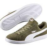 PUMA SMASH SD – Herren Wildleder Sneaker für 34,99€