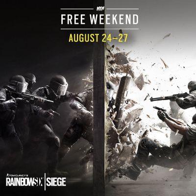 Rainbow Six Siege kostenlos spielbar vom 24. bis 27. August 2017   PC, PS4 & Xbox One