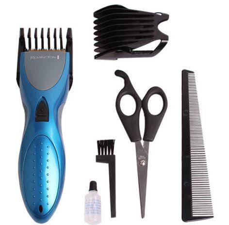 Remington HC 335 Titanium   Haarschneidemaschine mit Zubehör für 18,99€