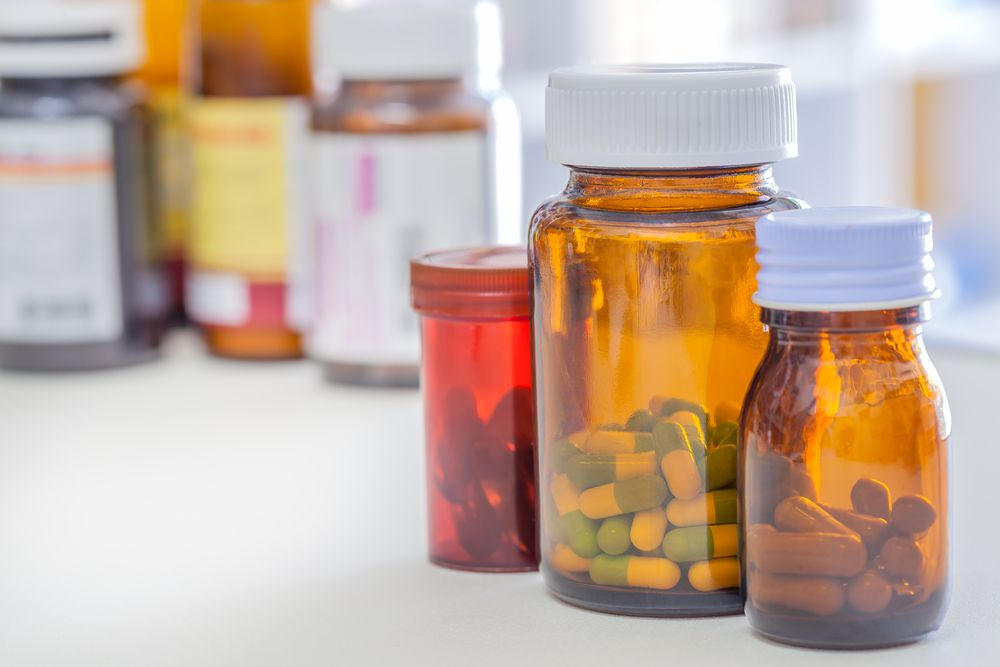 Rezeptflichtige Medikamente