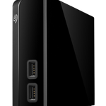 Seagate (STEL4000200) Backup Plus HUB Desk – Externe Festplatte mit 4 TB für 119,99€
