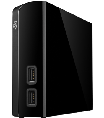 Seagate (STEL4000200) Backup Plus HUB Desk   Externe Festplatte mit 4 TB für 99€
