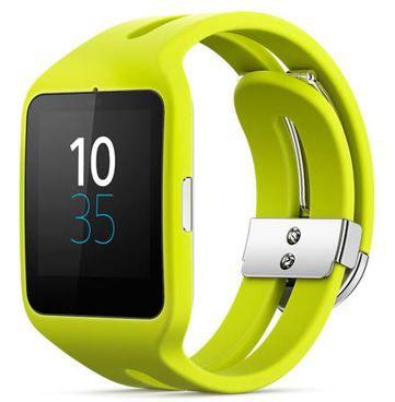 Sony SWR 50 Smartwatch 3 für 79,95€ (statt 110€)