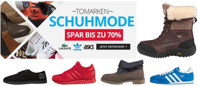 Schuh Sale MandMDirect Schuh Sale   1.800 Sneaker, Schuhe, Stiefel mit bis zu 70% Rabatt