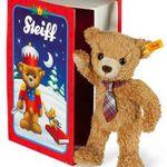 "Steiff Kuscheltiere Sale bis 50% Rabatt + 25% extra Rabatt! Teddybär ""Carlo"" in Märchenbuchbox statt 32€ ab 18,75€"