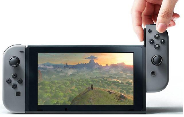 Nintendo Switch Konsole kaufen für 277€ (statt 303€)