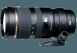 Tamron SP 70 200 mm USD   Objektiv für Canon, Nikon oder Sony für 989€ (statt 1079€)