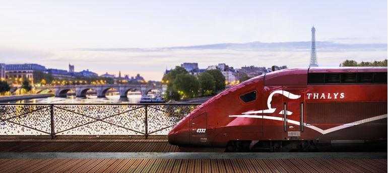 Paris   Köln, Dortmund u. zurück mit dem THALYS statt 170€ schon für 44€