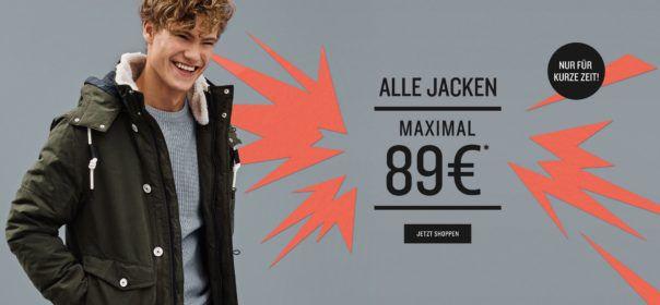 Tom Tailor: ALLE Jacken & Mäntel für Damen, Herren nur 89€