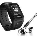 TomTom Spark Cardio + Music Laufuhr + Headset für 105,90€