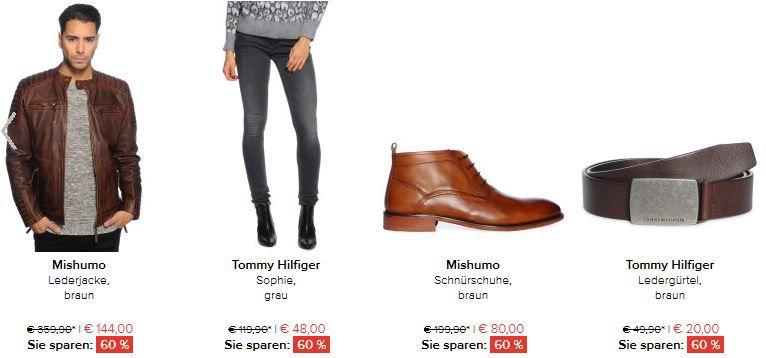 Dress for Less Mai Highlights bis 75% Rabatt + 10% Gutschein   Tommy Hilfiger Mokassins statt 71€ ab 54€