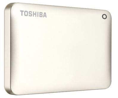Toshiba Canvio Connect II   3 TB Mobile 2.5 Zoll Festplatte für 103,84€