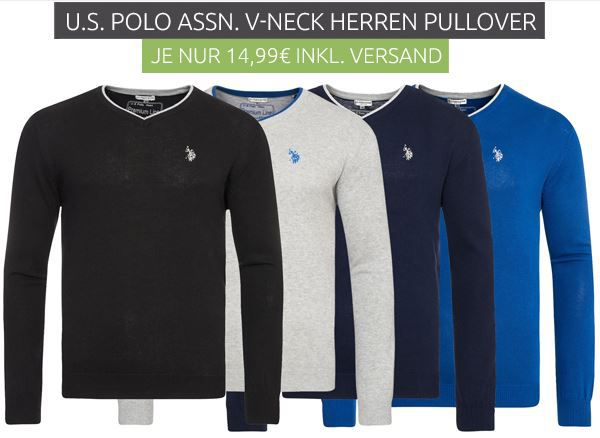 US. Pullover U.S. POLO ASSN. Pullover & Sweater ab 14,99€