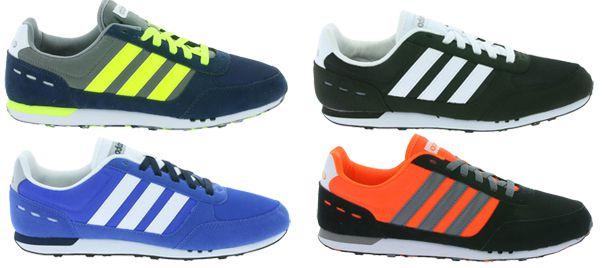 latest fashion best value brand new Adidas Neo City Racer Herren Sneaker je Paar 34€ (statt 45€)