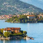 3, 4 oder 7 ÜN im 4*-Hotel am Lago Maggiore inkl. Frühstück und 1 Abendessen ab 89€ p. P.