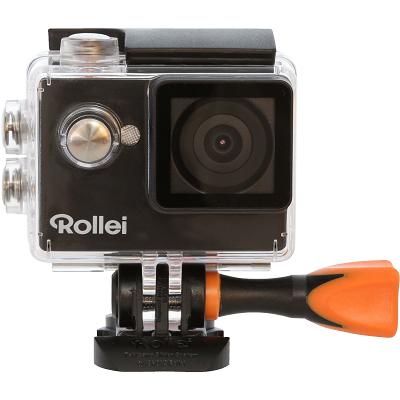 Rollei 350   Actioncam mit WiFi und viel Zubehör für 55€
