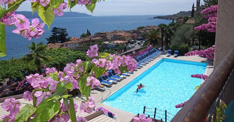 3, 4 oder 7 ÜN im 3* Hotel am Gardasee inkl. Halbpension ab 109€ p.P.
