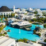 7 oder 14 Nächte im 5*-Hotel auf Lanzarote inkl. Halbpension und Flügen ab 619€ p.P.