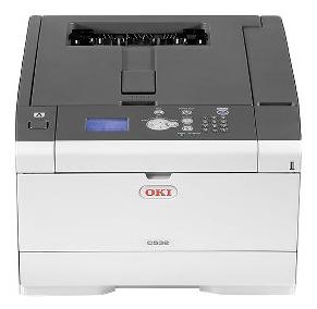 Oki C532dn   A4 LAN Laserdrucker für 186,90€ (statt 227€)