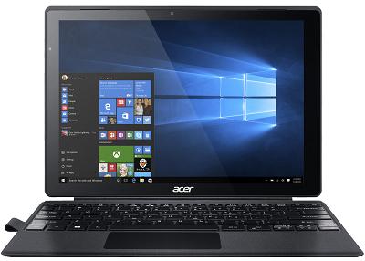 Acer Switch Alpha 12   12 Convertible mit 256GB SSD, 4GB RAM, i3 und Win 10 mit Office für 599€